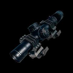 Battlegrounds 8x scope